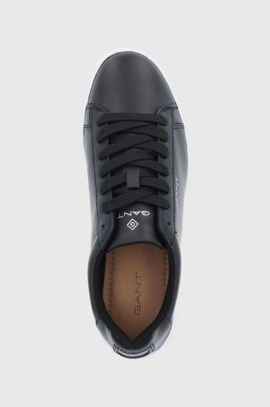 černá Gant - Kožené boty Mc Julien