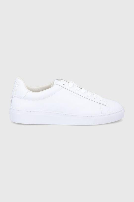 bílá Gant - Kožené boty Julien Pánský
