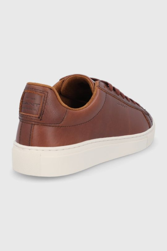 Gant - Kožené boty Julien  Svršek: Přírodní kůže Vnitřek: Textilní materiál, Přírodní kůže Podrážka: Umělá hmota