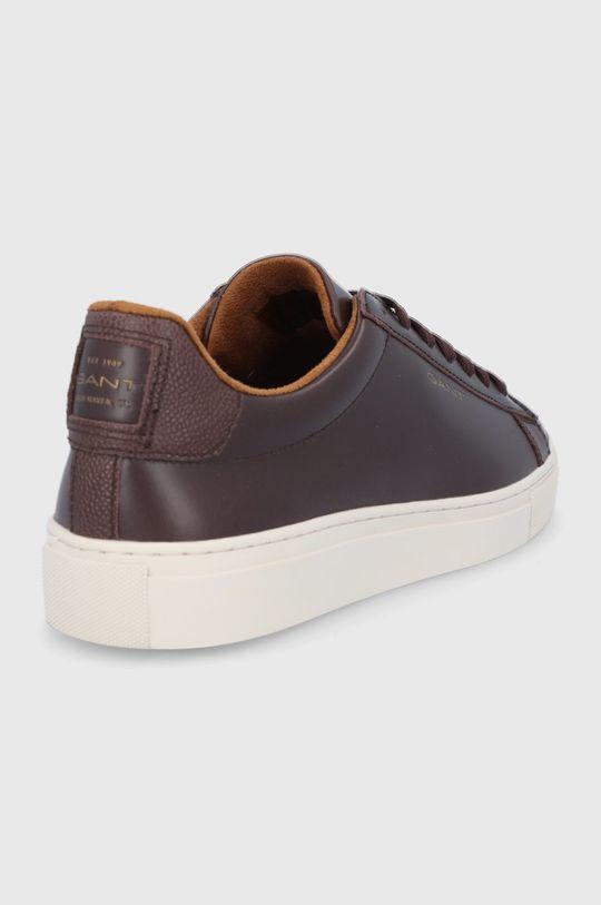 Gant - Kožené boty Mc Julien  Svršek: Přírodní kůže Vnitřek: Přírodní kůže Podrážka: Umělá hmota