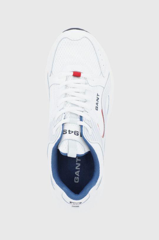 biały Gant - Buty Mardo