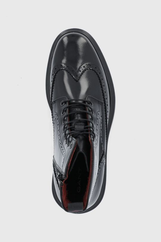 czarny Gant - Buty skórzane Beaumont