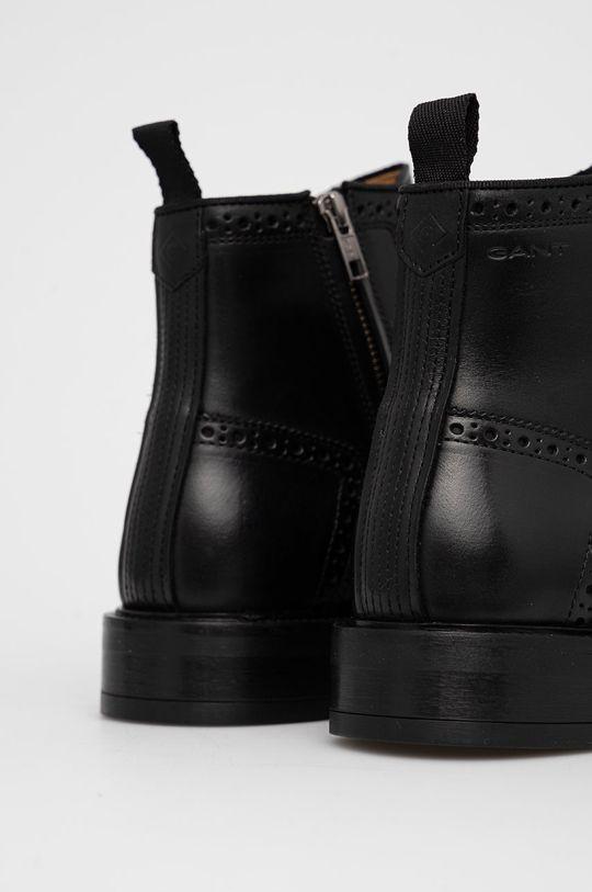 Gant - Kožené boty Flairville  Svršek: Přírodní kůže Vnitřek: Přírodní kůže Podrážka: Umělá hmota