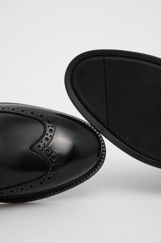 černá Gant - Kožené boty Flairville