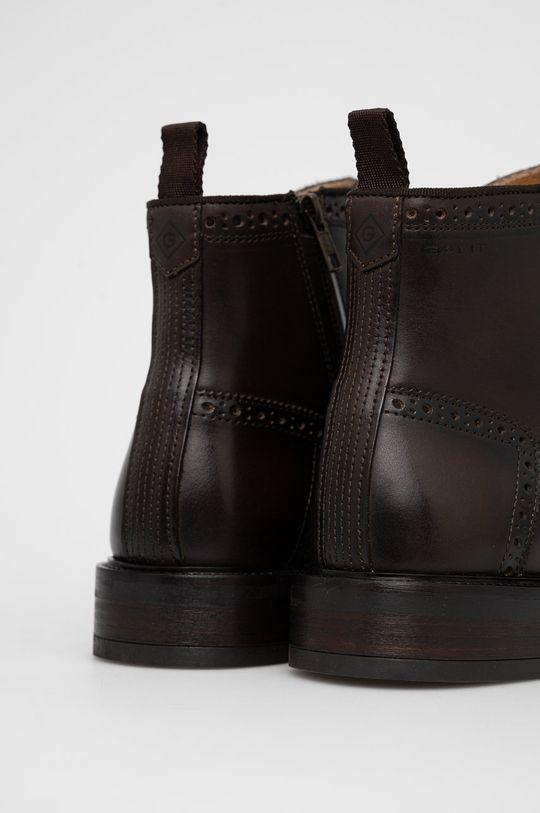 Gant - Buty skórzane Flairville Cholewka: Skóra naturalna, Wnętrze: Skóra naturalna, Podeszwa: Materiał syntetyczny