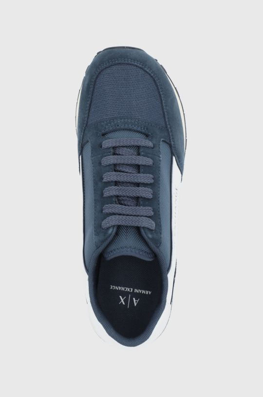 σκούρο μπλε Armani Exchange - Υποδήματα