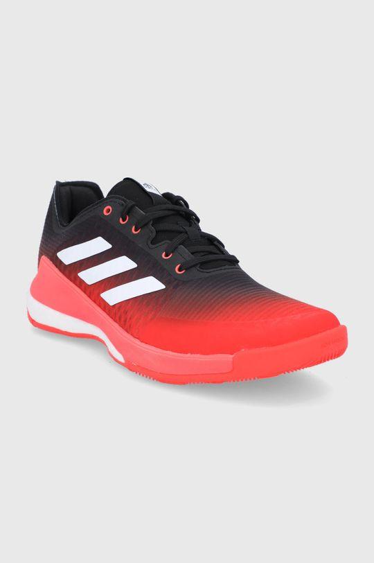 adidas Performance - Boty CrazyFlight červená