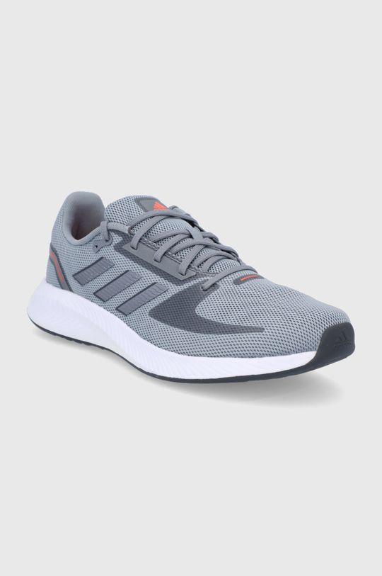 Adidas - Buty Runfalcon 2.0 szary