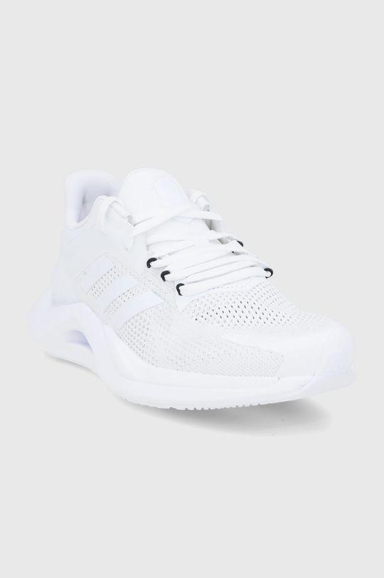 adidas Performance - Buty Alphatorsion 2.0 biały