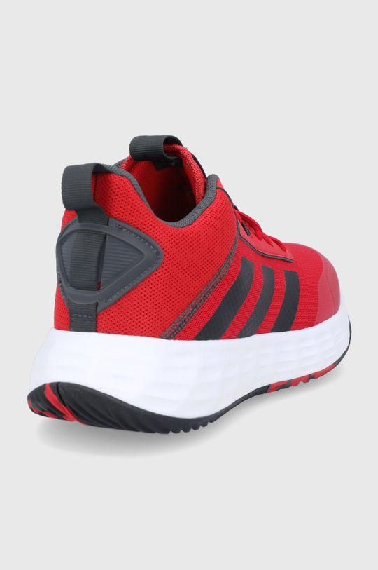 adidas - Buty Ownthegame 2.0 Cholewka: Materiał syntetyczny, Materiał tekstylny, Wnętrze: Materiał tekstylny, Podeszwa: Materiał syntetyczny