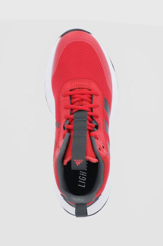 czerwony adidas - Buty Ownthegame 2.0