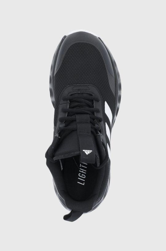czarny adidas - Buty OWNTHEGAME 2.0