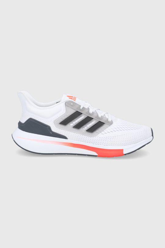bílá adidas - Boty EQ21 Run Pánský