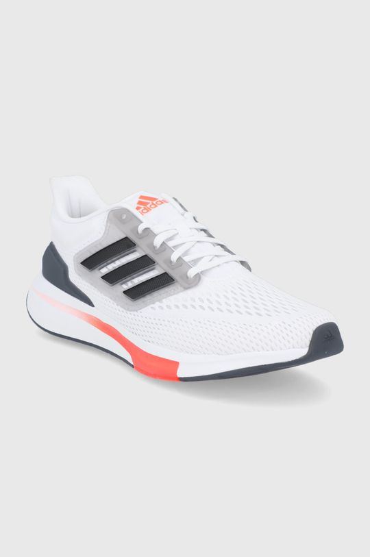 adidas - Boty EQ21 Run bílá