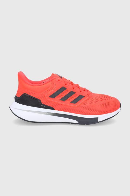 mandarynkowy adidas - Buty EQ21 Run Męski