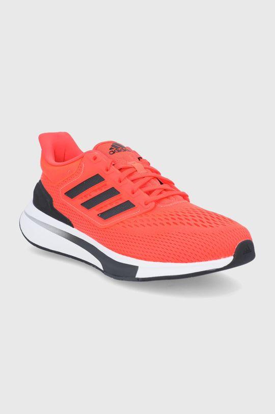 adidas - Buty EQ21 Run mandarynkowy