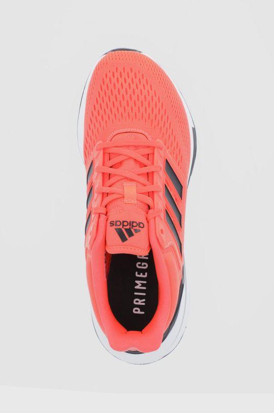 mandarynkowy adidas - Buty EQ21 Run