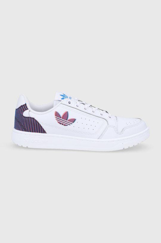 bílá adidas Originals - Boty NY 90 Pánský