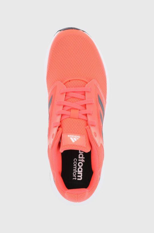 mandarynkowy adidas - Buty Galaxy 5