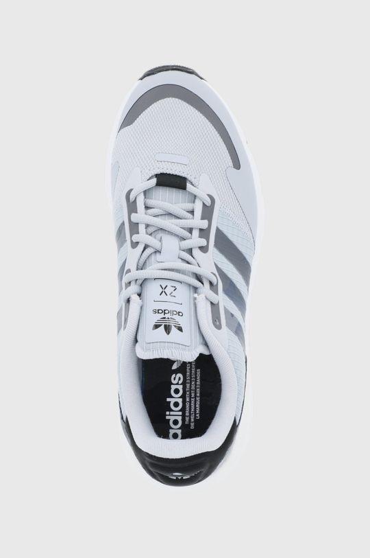 světle šedá adidas Originals - Boty ZX 1K Boost