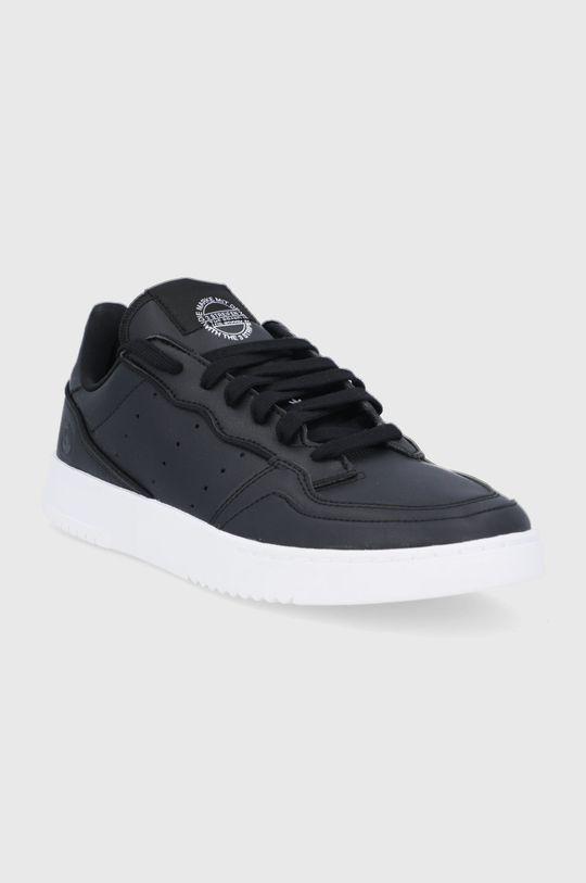 adidas Originals - Boty Supercourt Vegan černá
