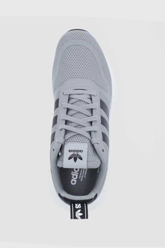 szary adidas Originals - Buty Multix
