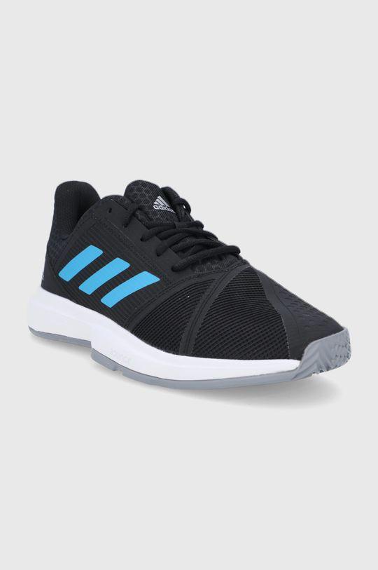 adidas Performance - Buty CourtJam Bounce M czarny