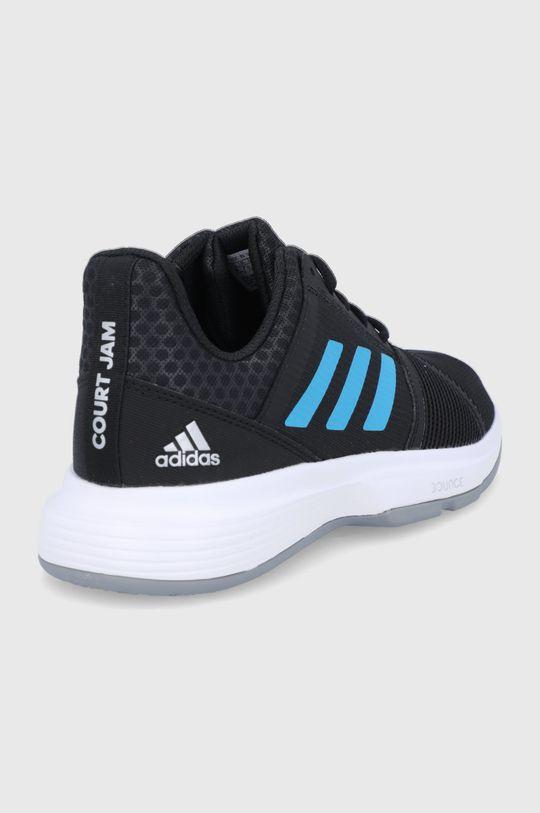 adidas Performance - Buty CourtJam Bounce M Cholewka: Materiał syntetyczny, Materiał tekstylny, Wnętrze: Materiał tekstylny, Podeszwa: Materiał syntetyczny