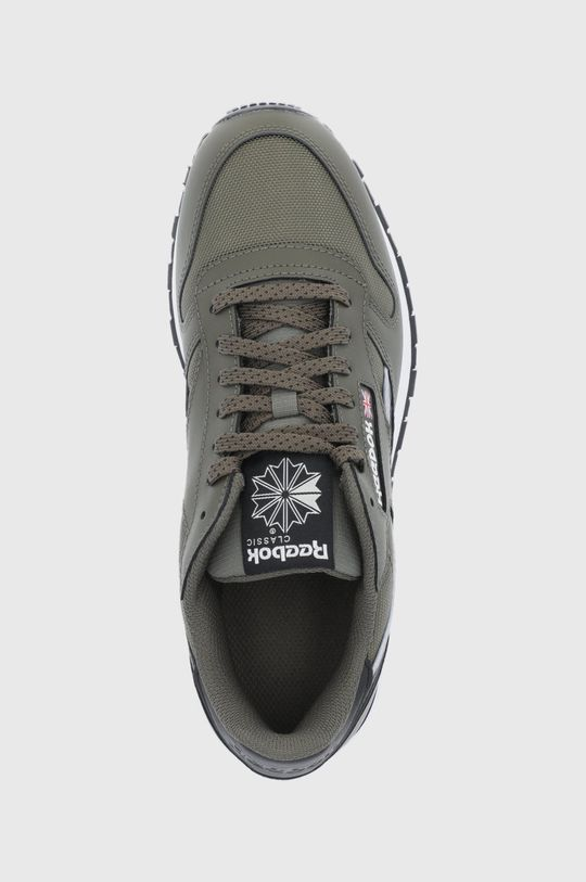 militarny Reebok Classic - Buty Classic Leather