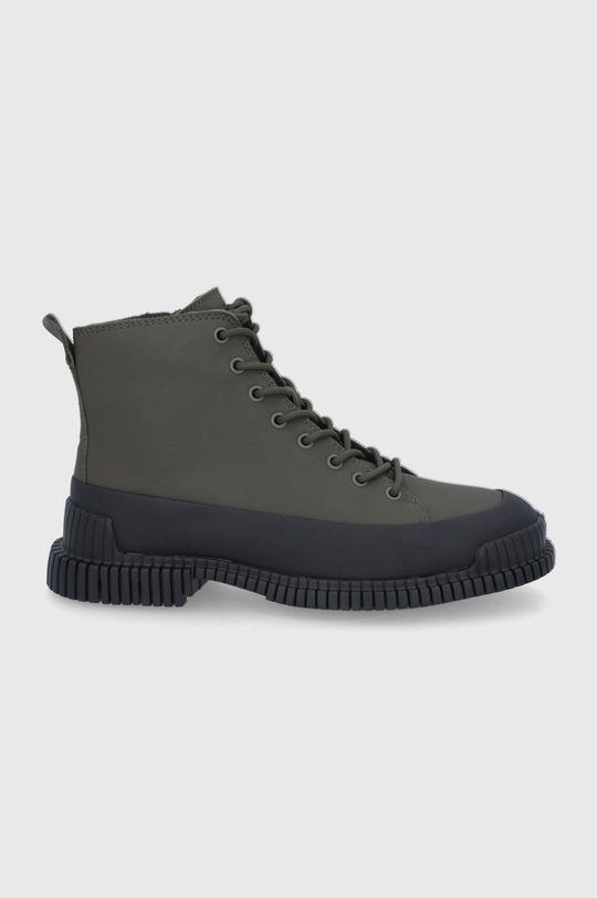 πράσινο Camper - Δερμάτινα παπούτσια Pix Ανδρικά