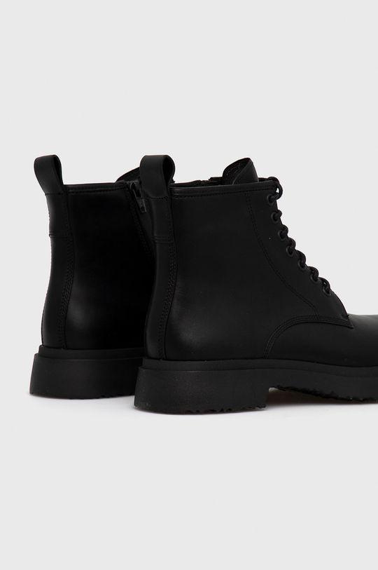 Camper - Kožené boty Walden  Svršek: Přírodní kůže Vnitřek: Textilní materiál, Přírodní kůže Podrážka: Umělá hmota