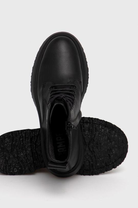 černá Camper - Kožené boty Walden