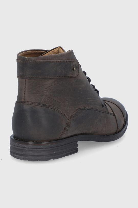 Aldo - Kotníkové boty LEGADORIEN  Svršek: Přírodní kůže Vnitřek: Textilní materiál Podrážka: Umělá hmota