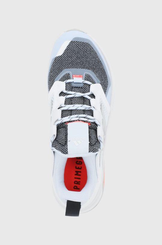 blady niebieski adidas Performance - Buty Terrex Trailmaker Primegreen