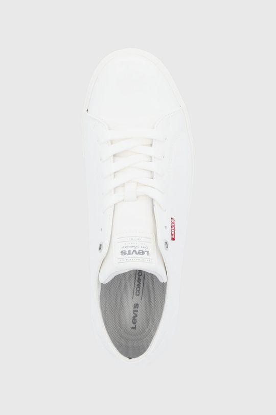 biały Levi's - Buty