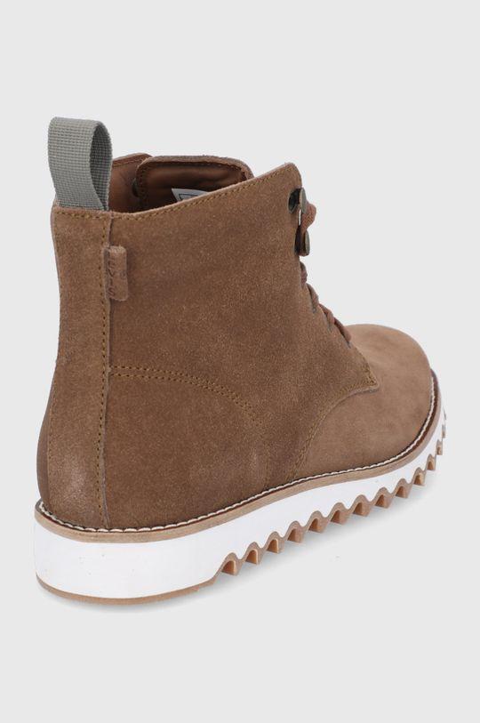 Levi's - Semišové boty  Svršek: Přírodní kůže Vnitřek: Textilní materiál, Přírodní kůže Podrážka: Umělá hmota