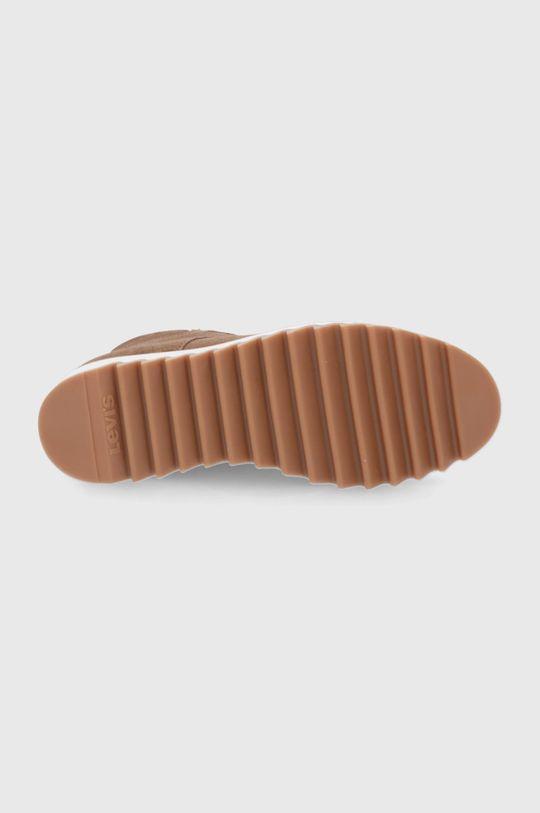Levi's - Semišové boty Pánský