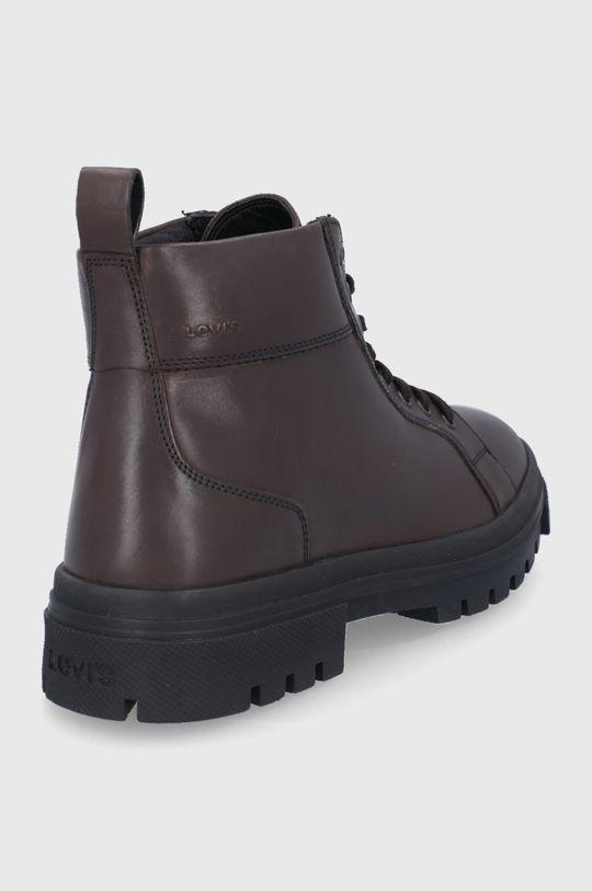 Levi's - Kožené boty  Svršek: Přírodní kůže Vnitřek: Textilní materiál, Přírodní kůže Podrážka: Umělá hmota