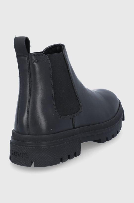 Levi's - Kožené kotníkové boty  Svršek: Přírodní kůže Vnitřek: Textilní materiál, Přírodní kůže Podrážka: Umělá hmota