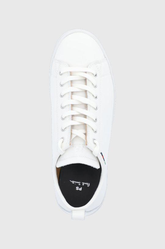 biela PS Paul Smith - Kožená obuv Miyata