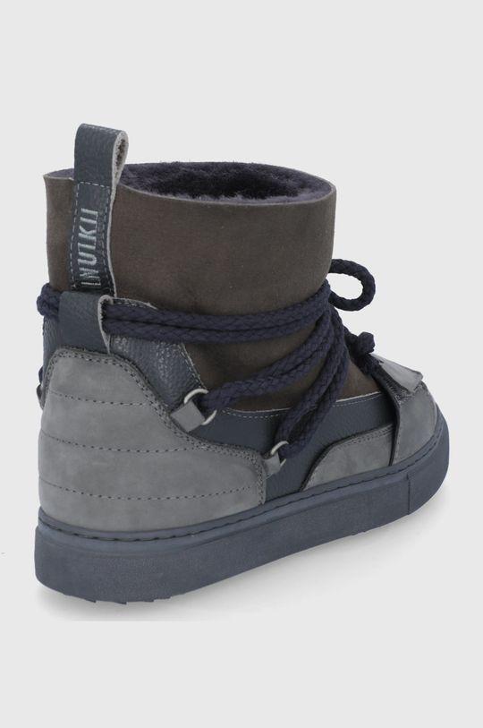 Inuikii - Členkové topánky  Zvršok: Prírodná koža Vnútro: Vlna Podrážka: Syntetická látka