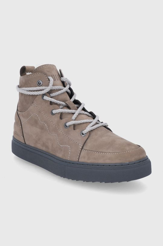 Inuikii - Σουέτ παπούτσια μπεζ