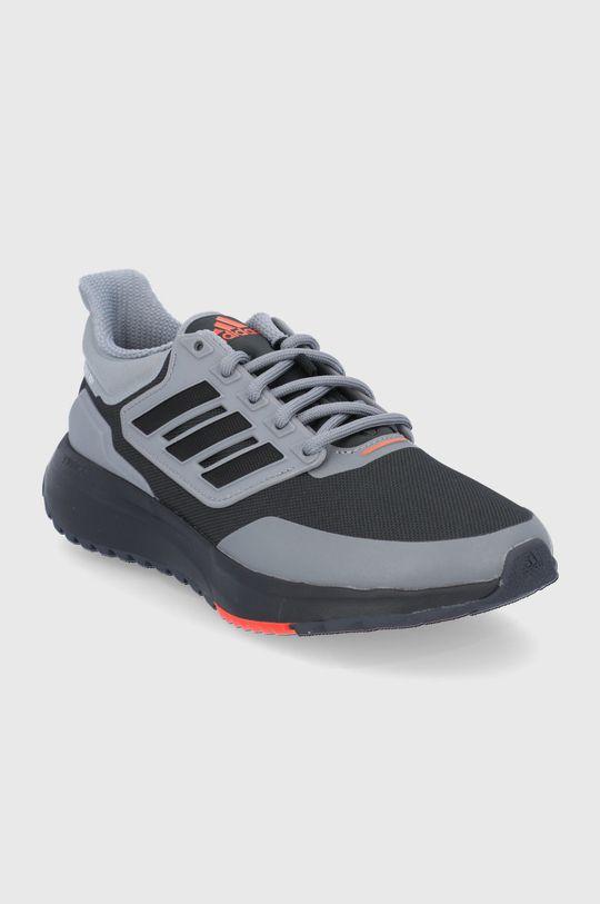 adidas - Boty EQ21 Run Cold šedá