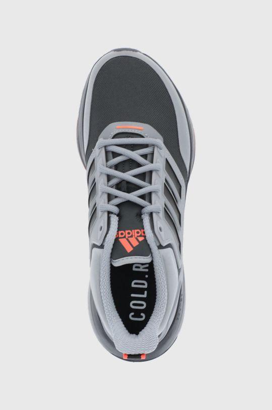 šedá adidas - Boty EQ21 Run Cold