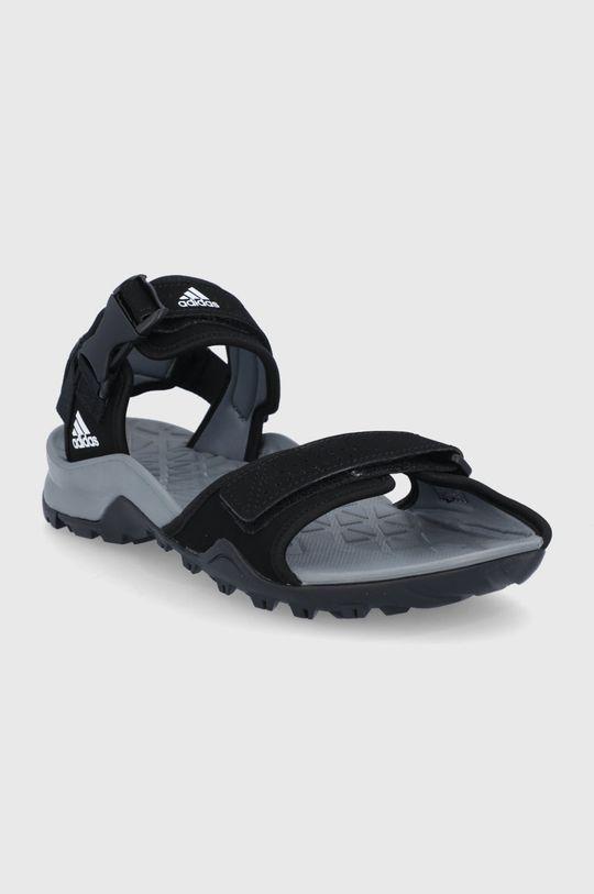 adidas Performance - Sandały Cyprex Ultra czarny