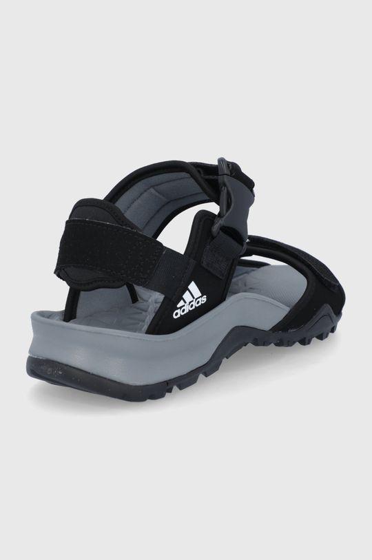 adidas Performance - Sandały Cyprex Ultra Cholewka: Materiał syntetyczny, Materiał tekstylny, Wnętrze: Materiał tekstylny, Podeszwa: Materiał syntetyczny