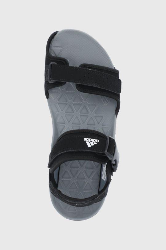 czarny adidas Performance - Sandały Cyprex Ultra