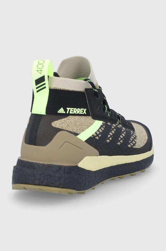 adidas Performance - Buty Terrex Free Hiker Primeblu Cholewka: Materiał tekstylny, Wnętrze: Materiał syntetyczny, Materiał tekstylny, Podeszwa: Materiał syntetyczny