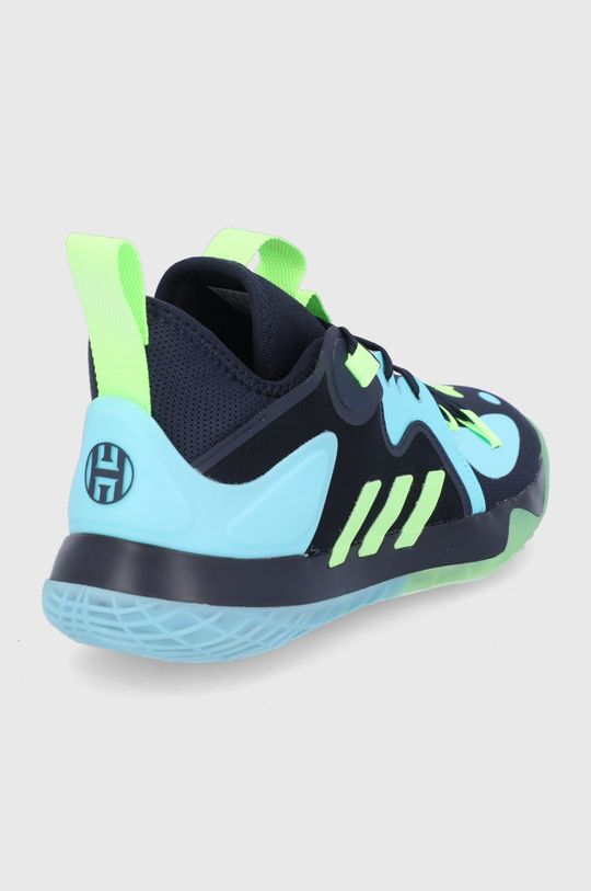 adidas Performance - Pantofi Harden Stepback  Gamba: Material sintetic, Material textil Interiorul: Material textil Talpa: Material sintetic