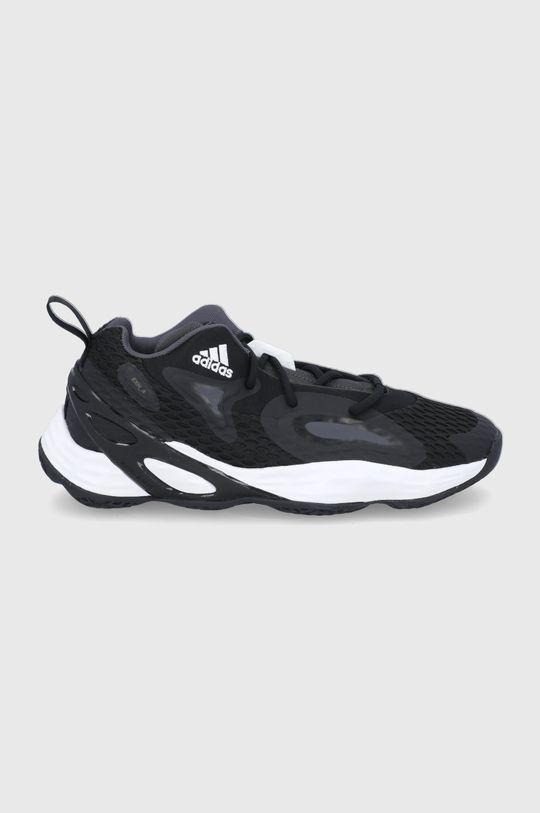 negru adidas Performance - Pantofi Exhibit De bărbați